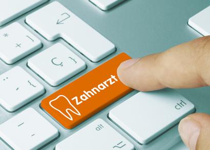 Richtigen Zahnarzt finden